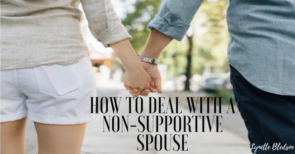 Network Marketing Success: How To Deal With An Non-Supportive Spouse