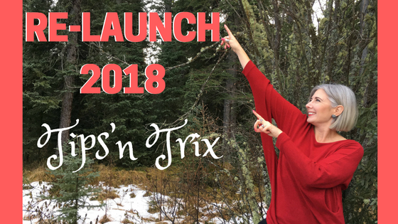 """A """"Relaunch"""" Is The Most Powerful January Business Activity!!"""