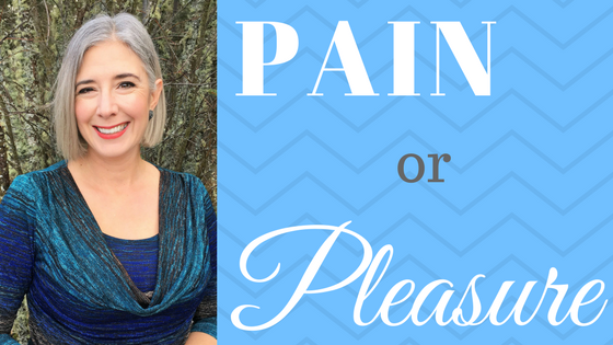 Pain or Pleasure? Which Is Your PRIME Motivator In Your Biz?