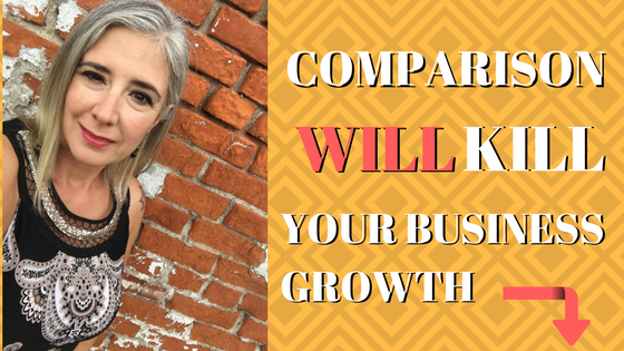 Comparison Will Kill Your Business Growth!