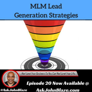 MLM Lead Generation Strategies