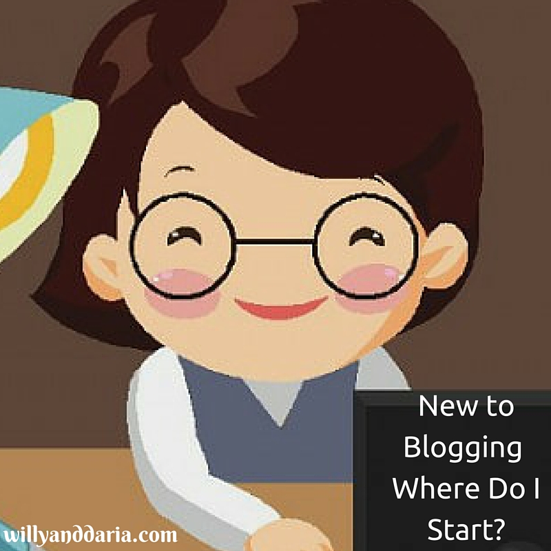 New To Blogging?  Where Should I Start?