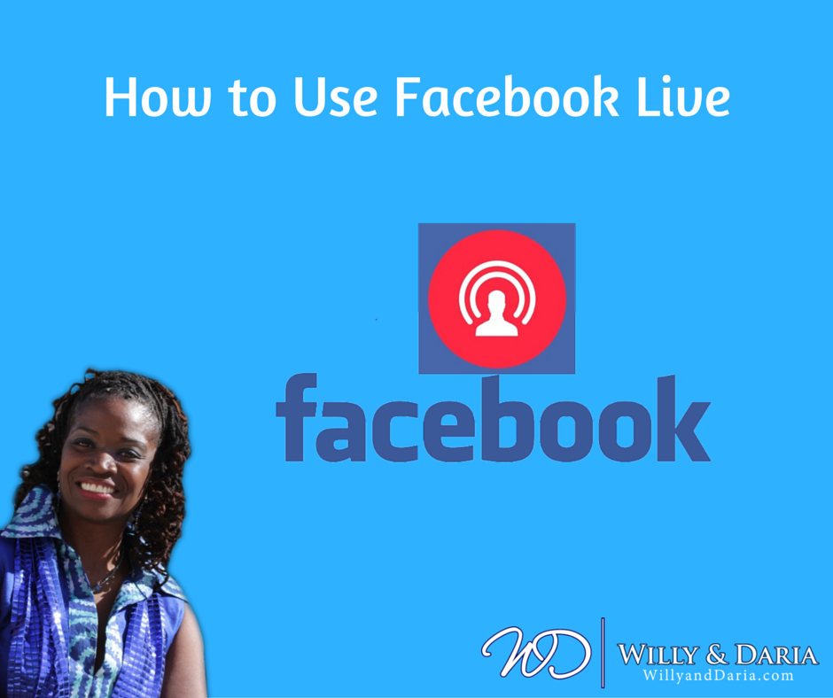 4 Ways To Use/ Leverage Facebook Live
