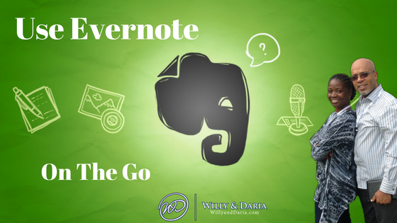 Evernote on the Go!