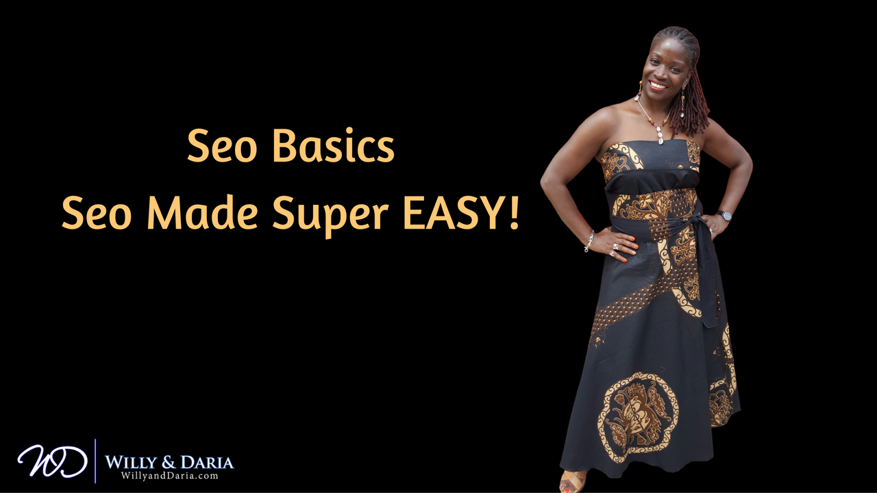 SEO Basics -What Every Marketer Should Know