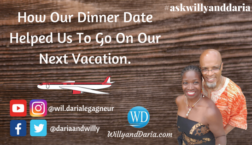 How Dinner Helped Us To Go On Our Next Vacation. (1)
