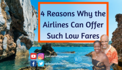 4 Reasons Why the Airlines Can Offer Such Low Fares