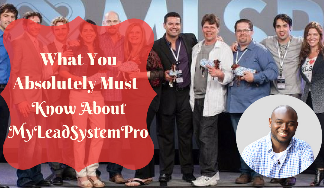 What You Absolutely Must Know About MyLeadSystemPro