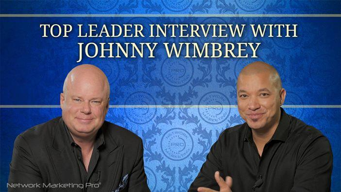 Top Earner Interview | Eric Worre Interviews Johnny Wimbrey [Video]