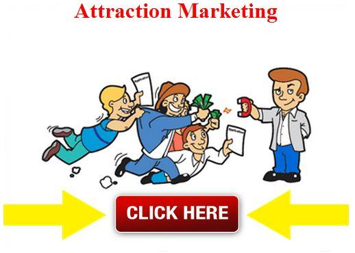 Attraction Marketing will it make you more sales?