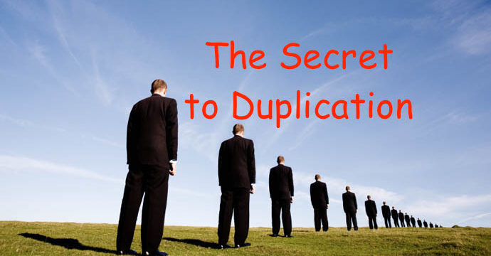 Network Marketing duplication | 2 things you should have for mlm duplication