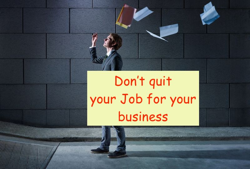 MLM success what you need to know before you quit your job