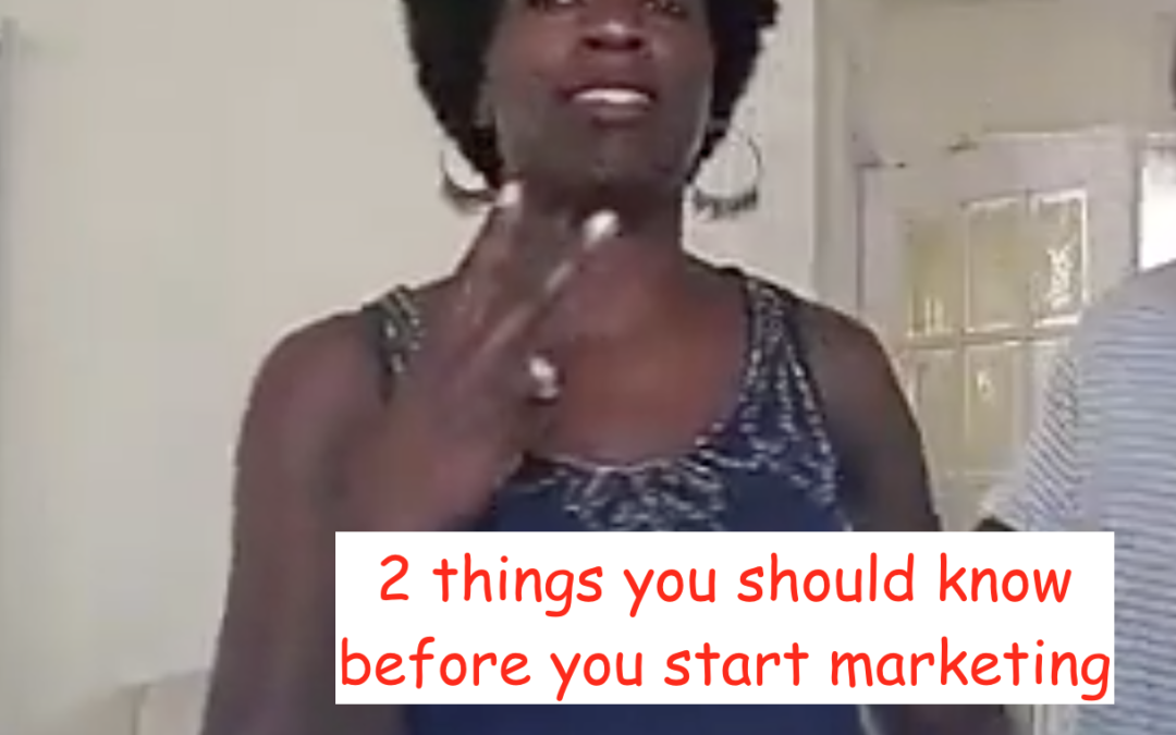 Marketing tips: 2 things you must know to be a good marketer