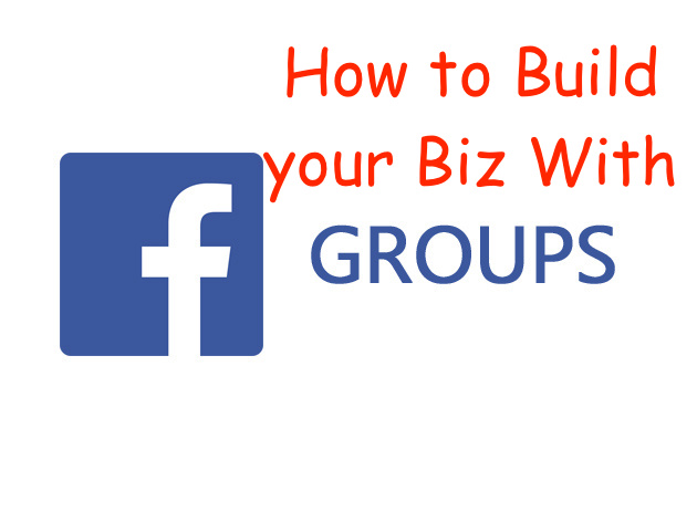 How to get traffic to your website using Facebook groups
