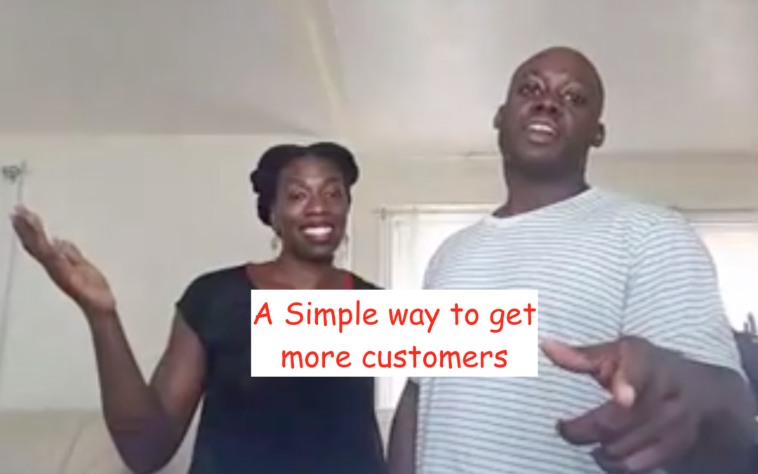 How to get customers to buy your stuff with less resistance