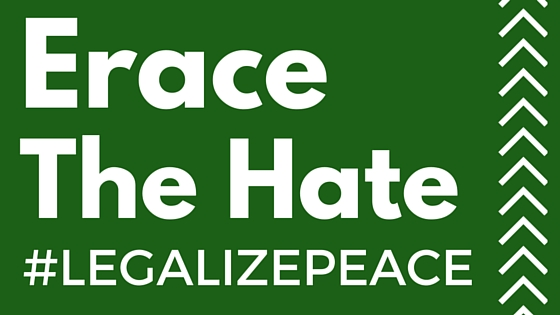 Erace The Hate