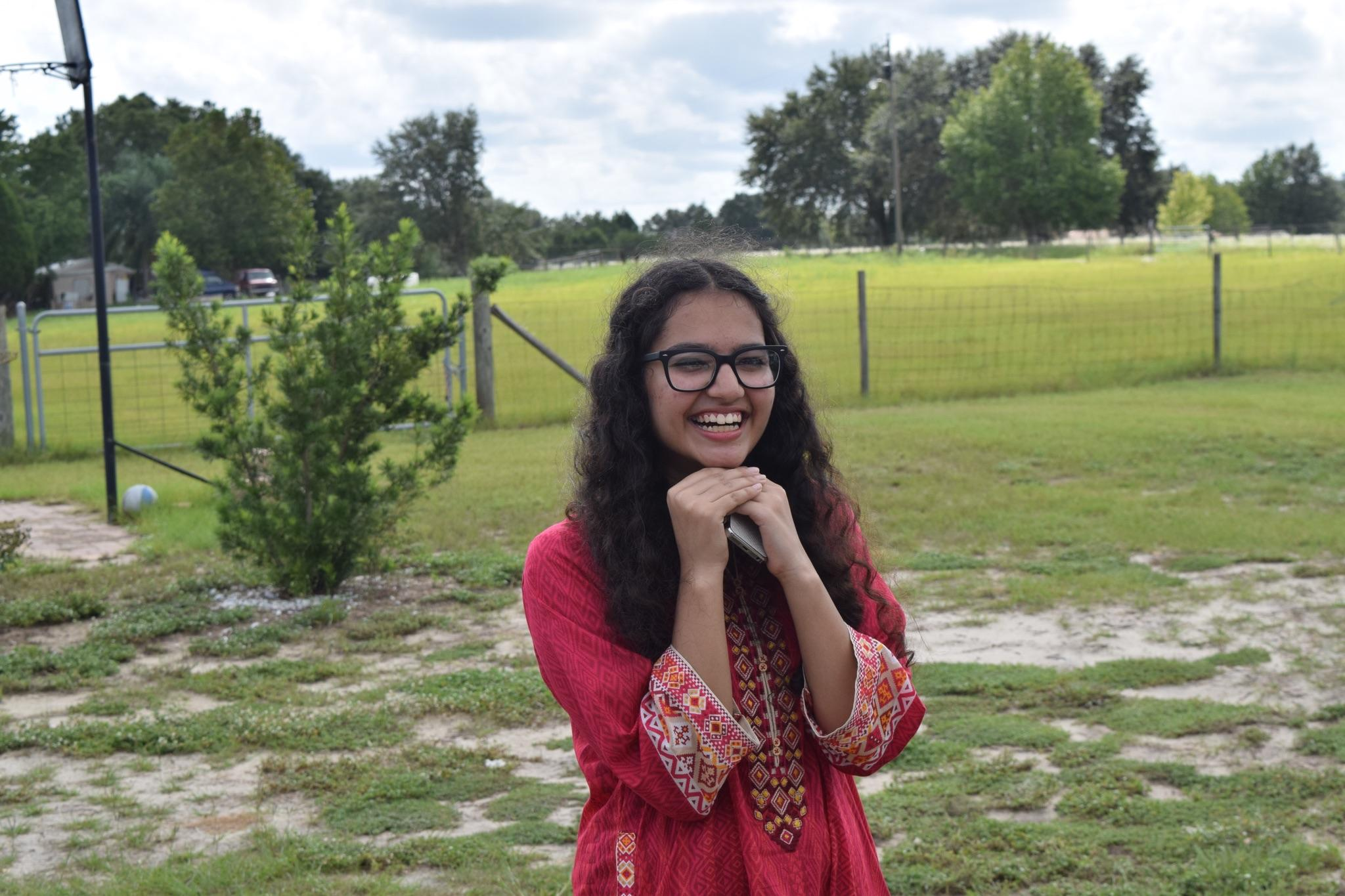 Quintessentially American: Meet Hajra from Pakistan