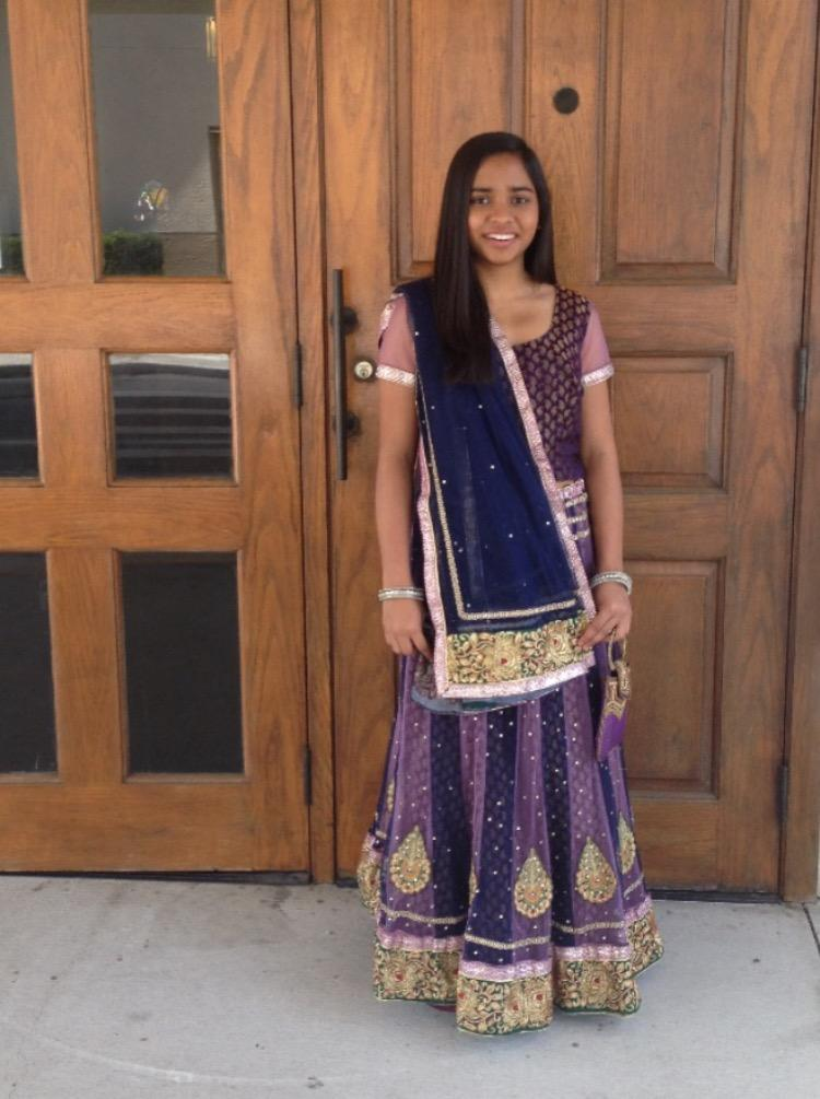 Quintessentially American: Meet Lianne from India