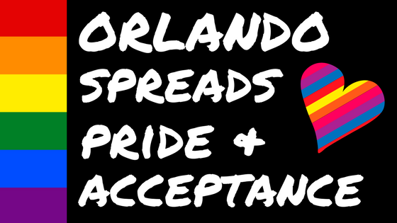 Orlando Spreads Pride and Acceptance