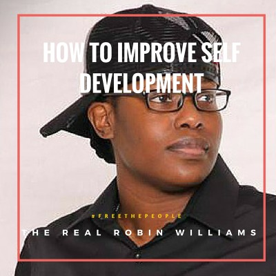 How to Improve Self Development | My Key Role in Being Great!