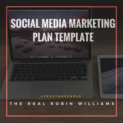 Develop Your Social Media Marketing Plan Template | 3 Tips to Market Like a Pro