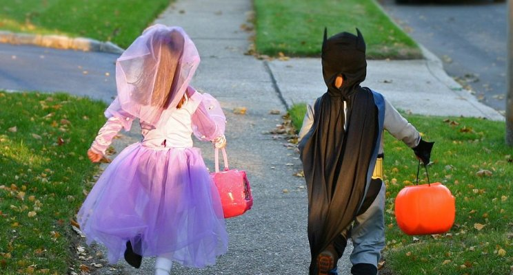 Entrepreneurs Can Learn Lessons From Halloween