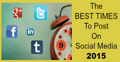 when is the best time to post on social media