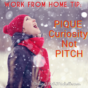 work from home tip