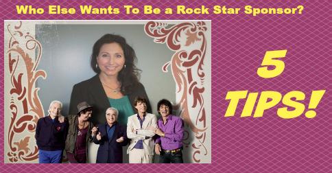 rock star sponsor