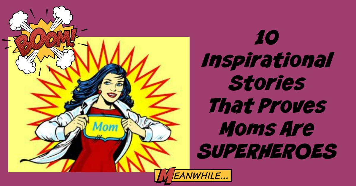 inspirational moms