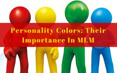 Personality Colors: Their Importance In MLM