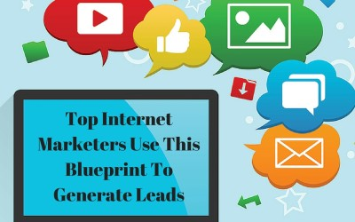Top Internet Marketers Use This Blueprint To Generate Leads