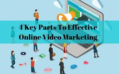 4 Key Parts To Effective Online Video Marketing
