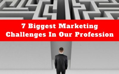 7 Biggest Marketing Challenges In Our Profession
