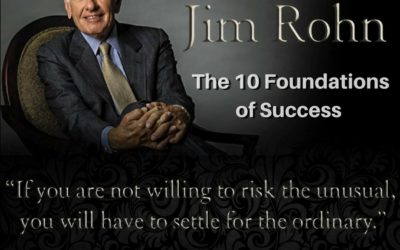 Jim Rohn The 10 Foundations of Success Overview