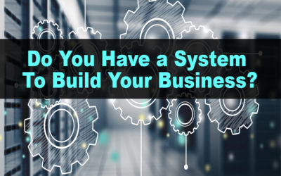 Do You Have a System To Build Your Business?