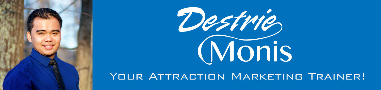 Destrie Monis Blog