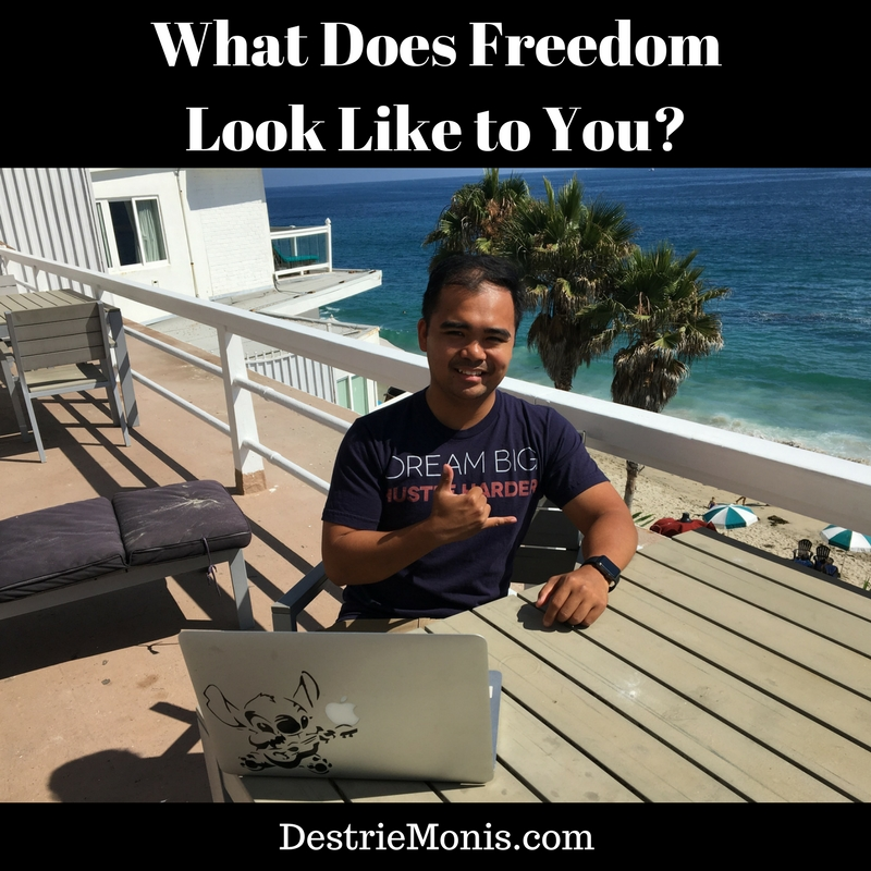 What Does Freedom Look Like to You?