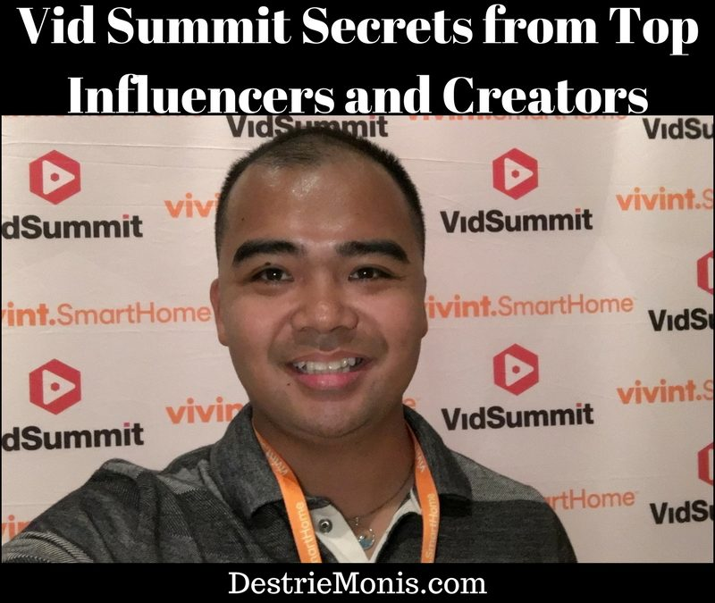 Vid Summit Secrets from Top Influencers and Creators