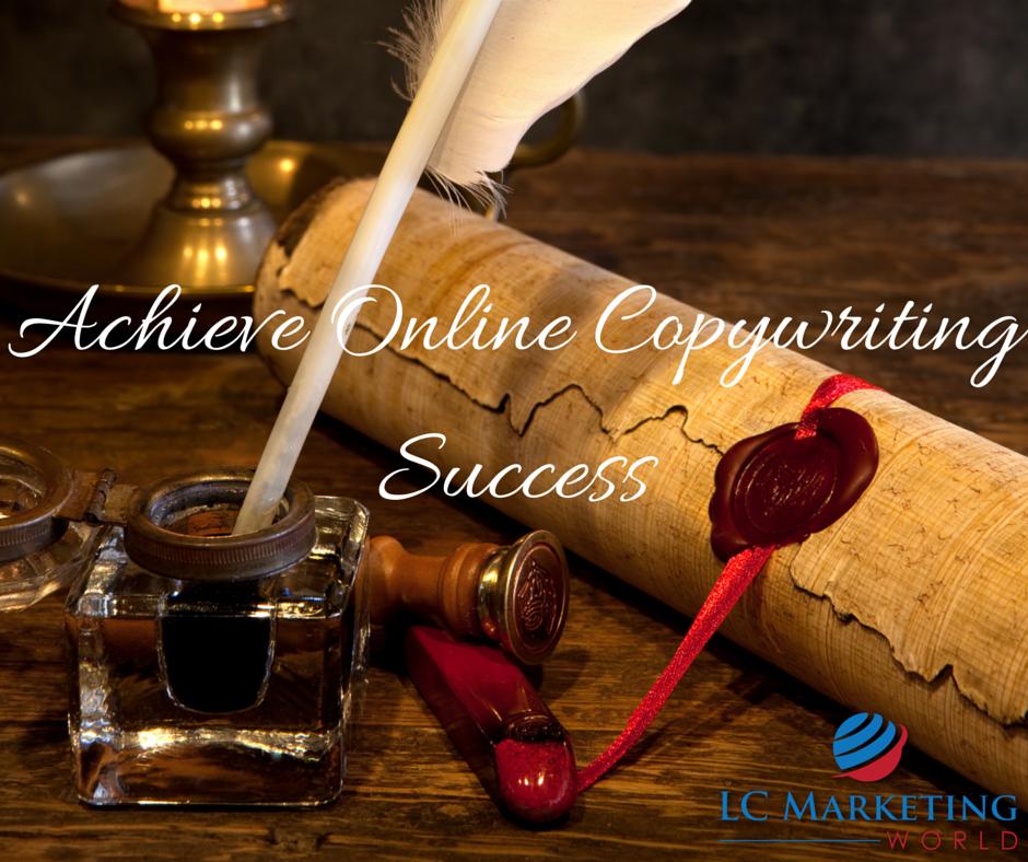 Achieve Online Copywriting Success