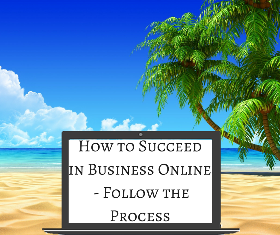 How to Succeed in Business Online  – Follow the Process