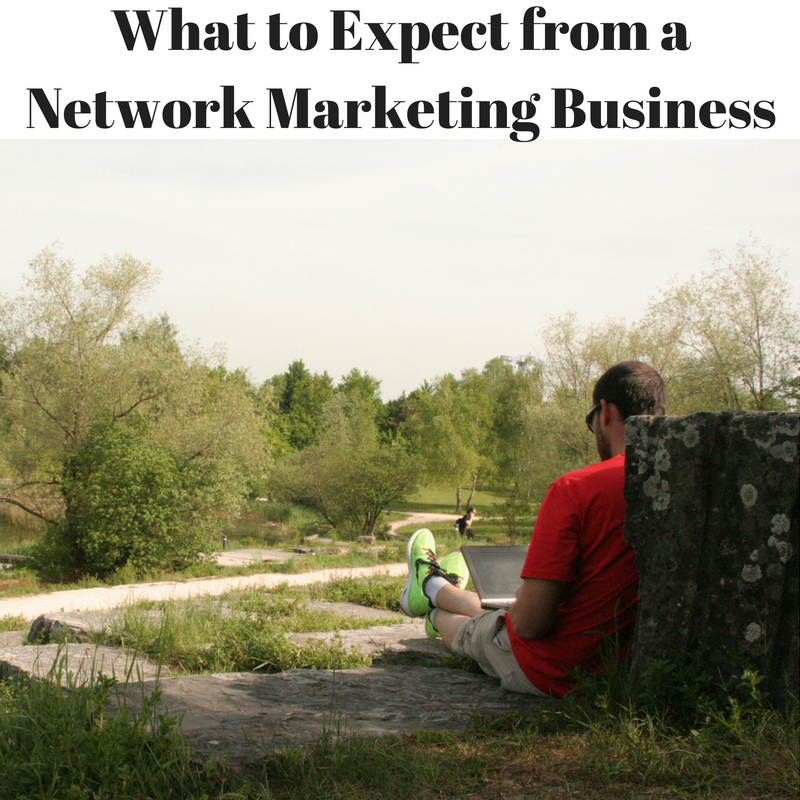 What to Expect from a Network Marketing Business