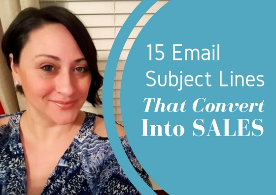 [FREE DOWNLOAD] My 15 Best Email Subject Lines That Convert Into Sales