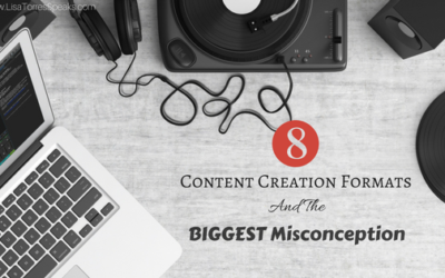 8 Content Creation Formats And The BIGGEST Misconception