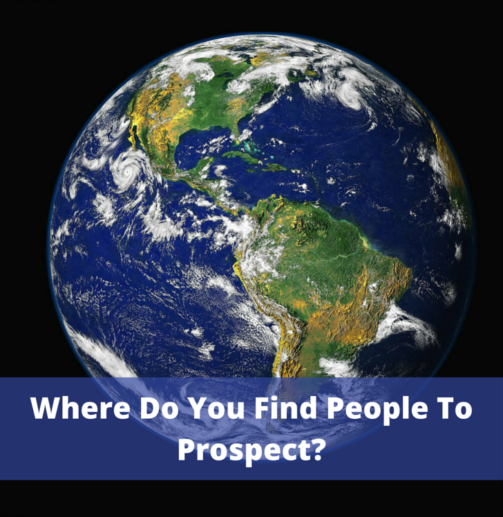 Where Do You Find People To Prospect | Facebook Marketing Tips