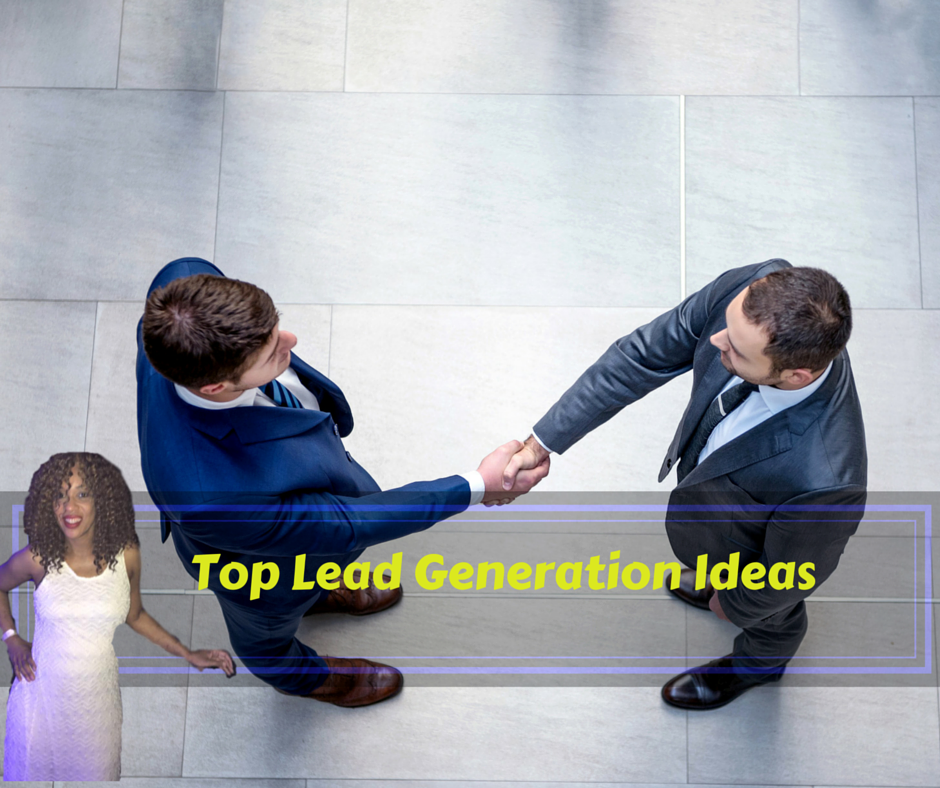 Top Online Lead Generation Ideas