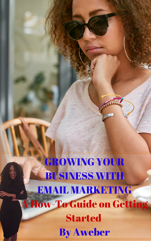 Email marketing with opt in mailing list