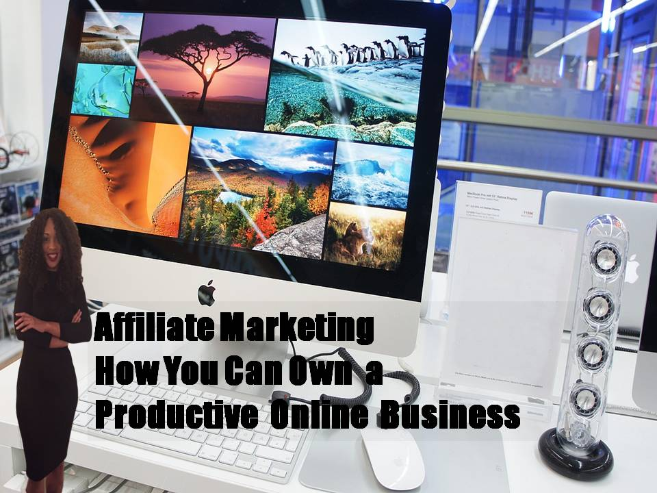 Affiliate Marketing – How you can Own a Productive Online Business