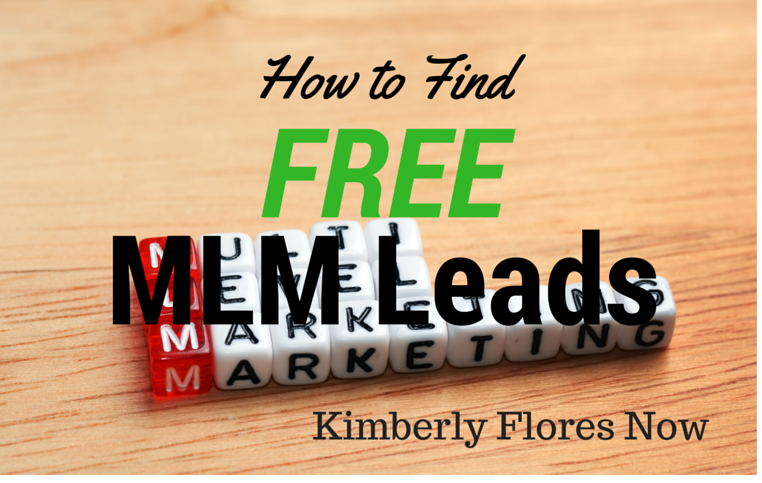 How to Find Free MLM Leads