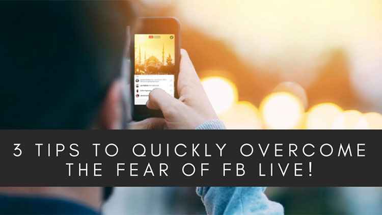 Facebook LIVE Videos – Fearlessly!